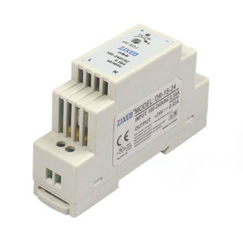 DR-15-24 AC to DC Switching power supply