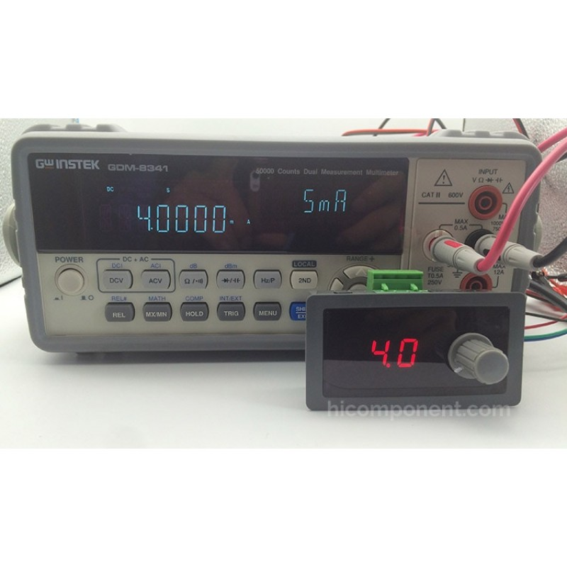 4-20mA Current Signal Generator Kit
