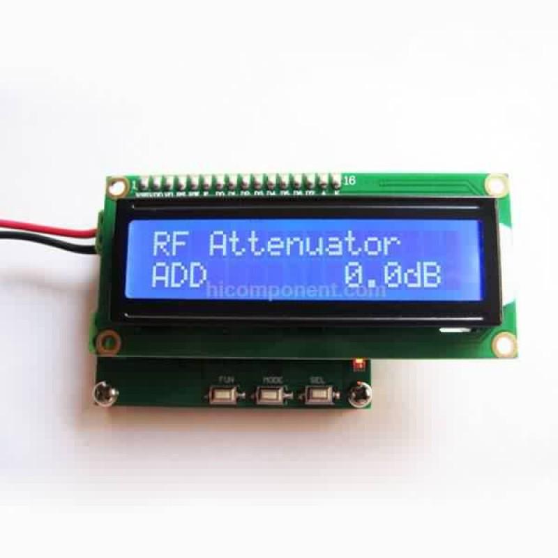 Digital Rf Meter : Portable rf signal power meter diy circuit module