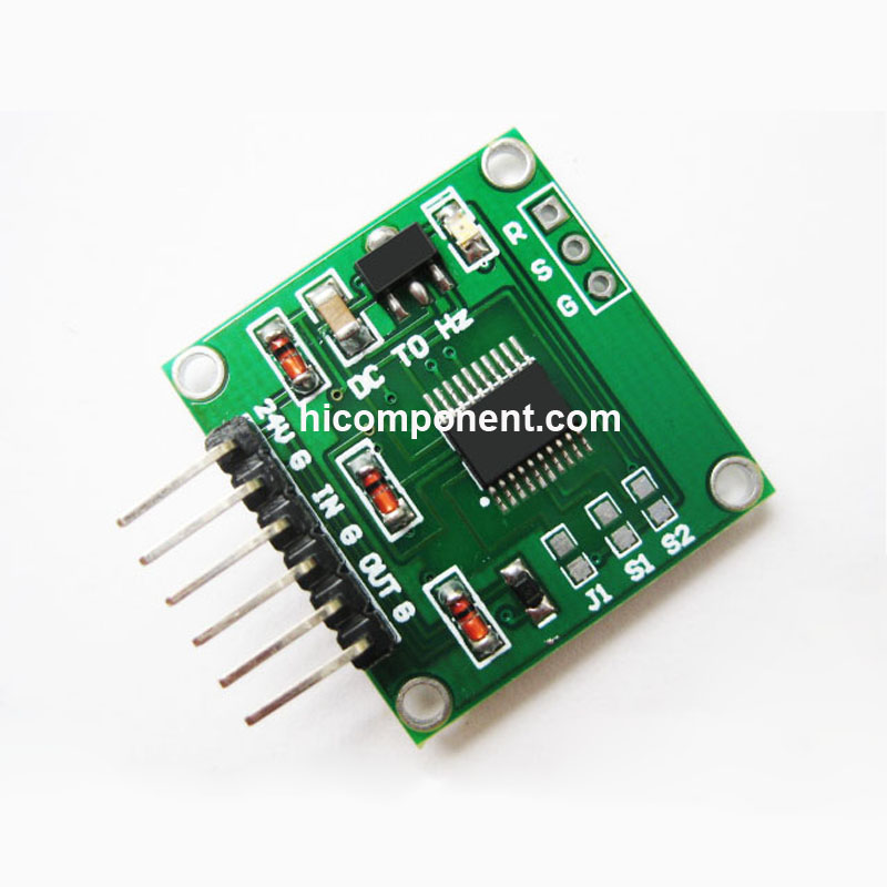 Frequency to Voltage Converter Module 0-1KHZ Frequency to 0-10V Voltage